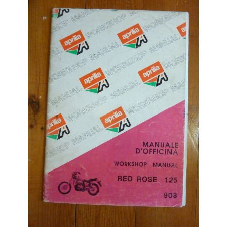 RED ROSE 125 - Manuel Officiel