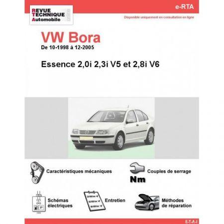 Bora E 98-05 Revue e-RTA Numerique Volkswagen