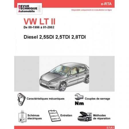 LT II D 96-02 Revue e-RTA Numerique Volkswagen