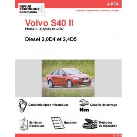 S40 II D 07- Revue e-RTA Numerique Volvo