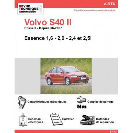 S40 II E 07- Revue e-RTA Numerique Volvo