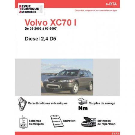 XC70 I D 02-07 Revue e-RTA Numerique Volvo