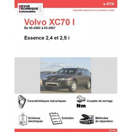 XC70 I E 02-07 Revue e-RTA Numerique Volvo