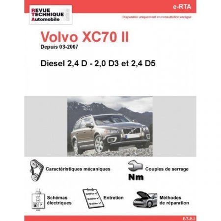 XC70 II D 07- Revue e-RTA Numerique Volvo