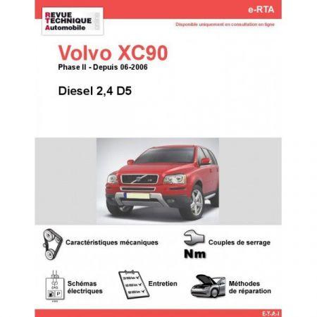 XC90 D 06- Revue e-RTA Numerique Volvo
