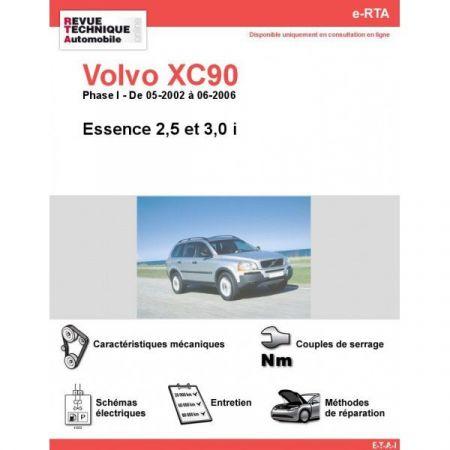 XC90 E 02-06 Revue e-RTA Numerique Volvo