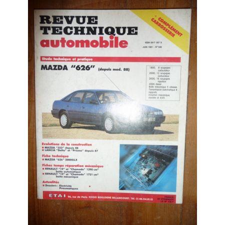 626 88- Revue Technique Mazda
