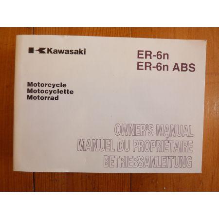 ER-6N C8/D9 - Manuel Propriétaire