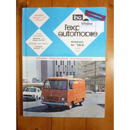 J7 Die Revue Technique Peugeot
