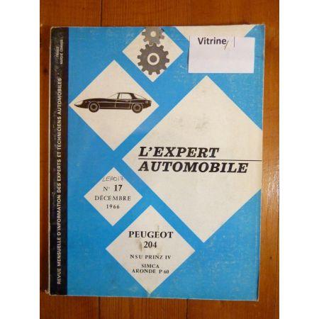204 Revue Technique Peugeot