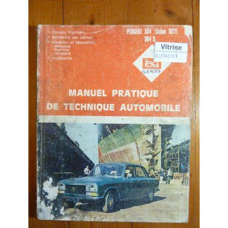 304 72 Revue Technique Peugeot