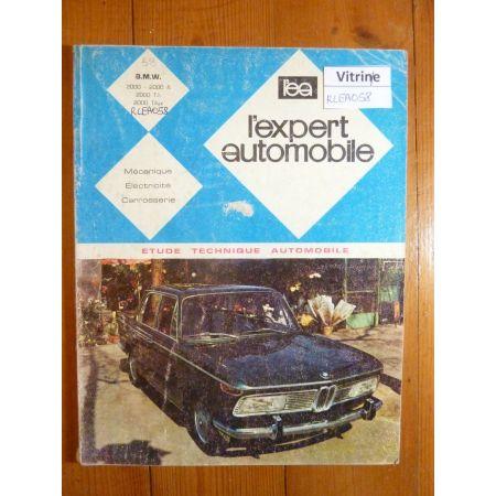 2000 Revue Technique LEA BMW