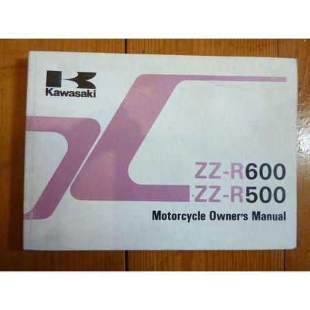 ZZR600-ZZR500 - Manuel