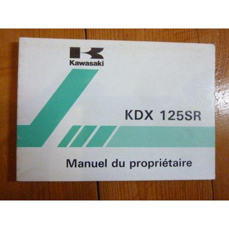 KDX125 - Manuel