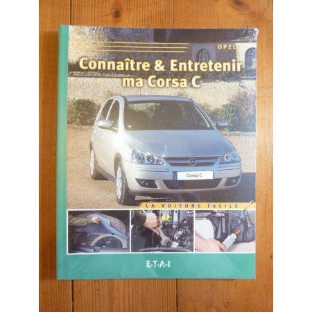 Corsa C Revue Connaitre entretenir Opel