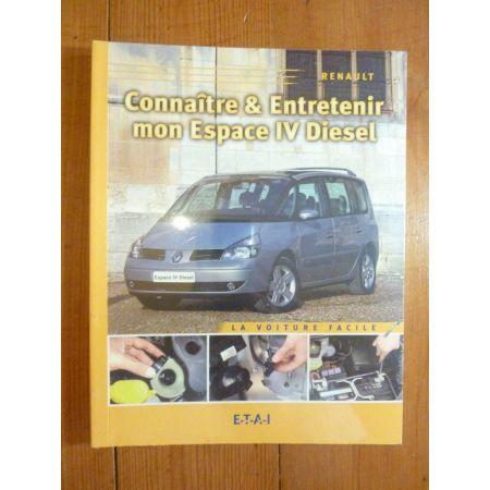Espace IV D Revue Connaitre entretenir Renault