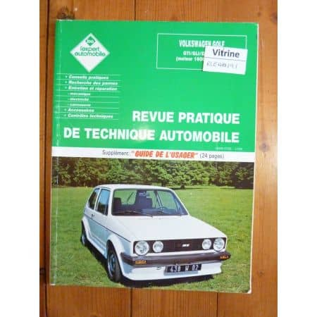 Golf GTI Revue Technique VW