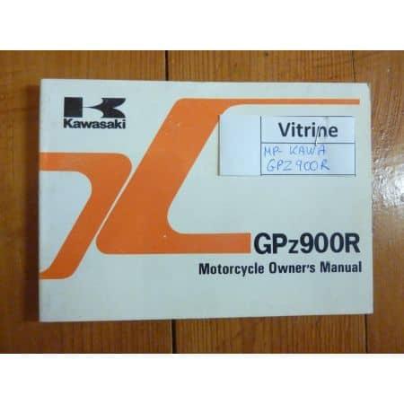 GPZ900R - Manuel