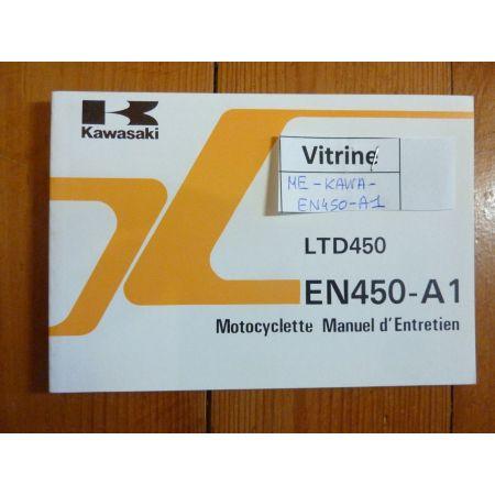LTD450 EN - Manuel