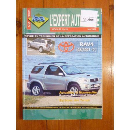 Rav4 01- Revue Technique Toyota