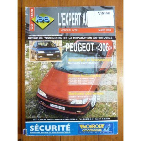 306 +16s Revue Technique Peugeot