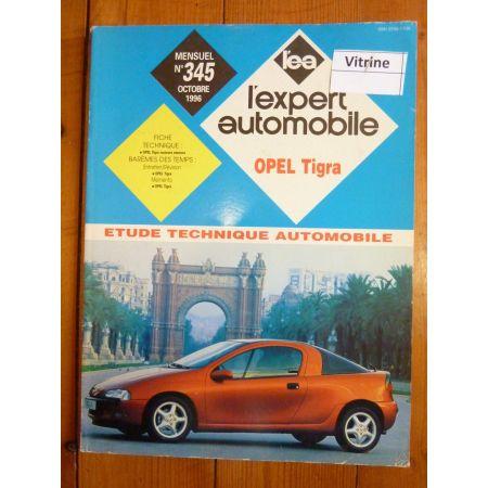 TIGRA Revue Technique Opel