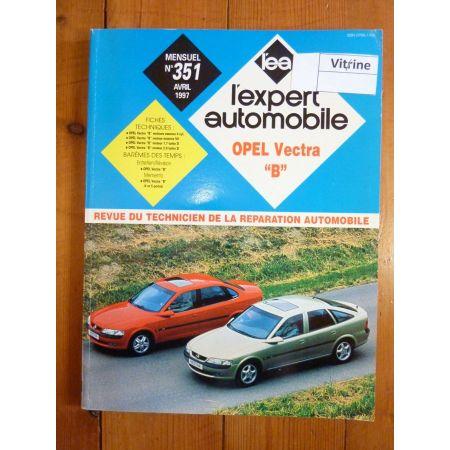 VECTRA B Revue Technique Opel