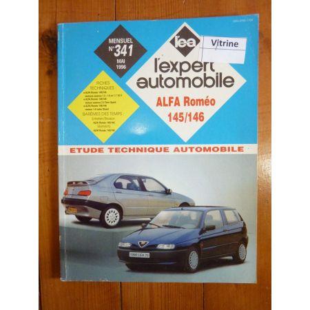 145 146 Revue Technique Alfa Romeo