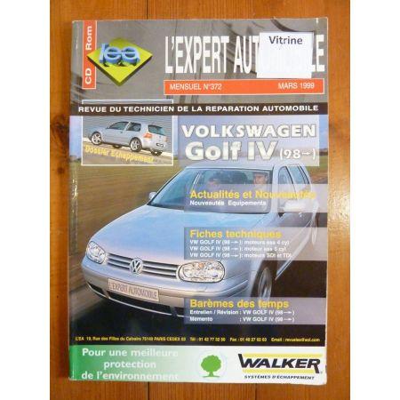 Golf IV 98- Revue Technique Volkswagen