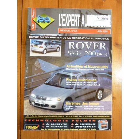200 96- Revue Technique Rover
