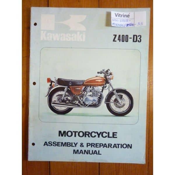 Z400-D3 - Manuel