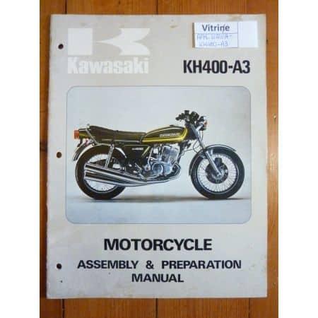 KH400-A3 - Manuel