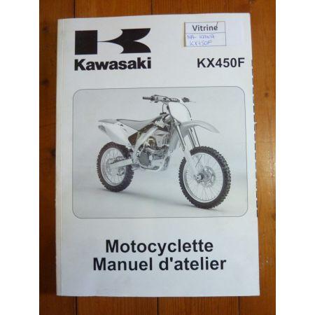 KX450F - Manuel