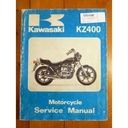 KZ400 - Service