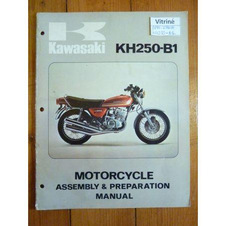 KH250-B1 - Manuel