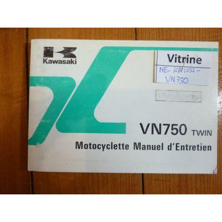 VN750 - Manuel