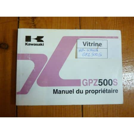 GPZ500S - Manuel