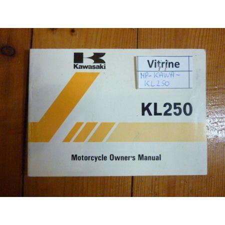 KL250 - Manuel