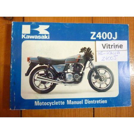 Z400J - Manuel