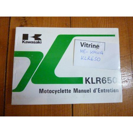 KLR650 - Manuel