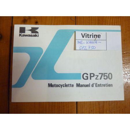GPZ750 - Manuel