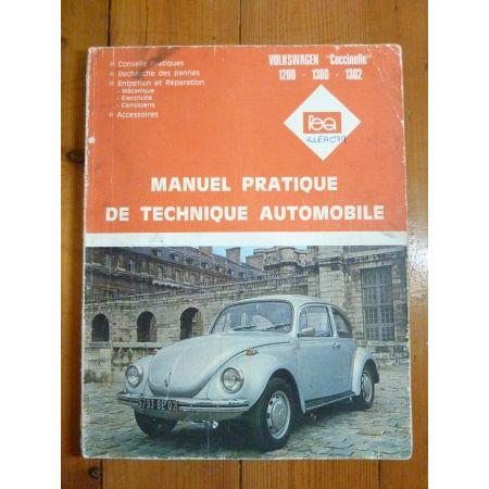 Coccinelle Revue Technique VW