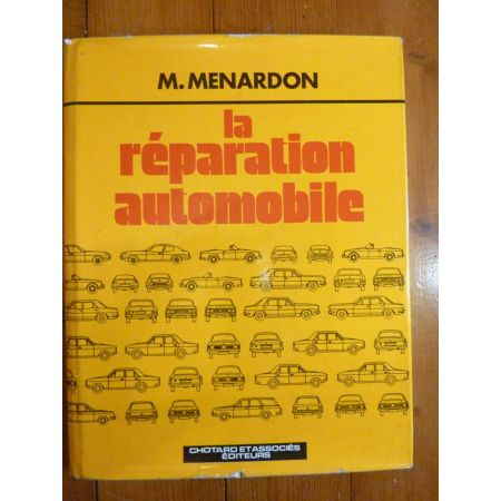 Réparation Auto - Chotard