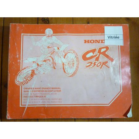 CR250 - Manuel