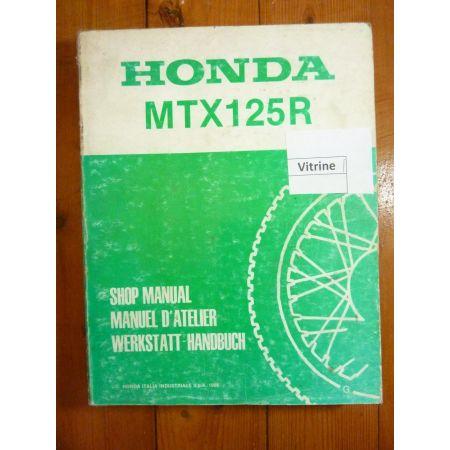 MTX125R - Manuel