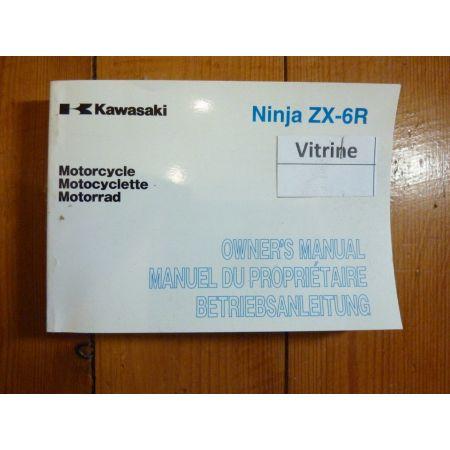 Ninja ZX-6R - Manuel