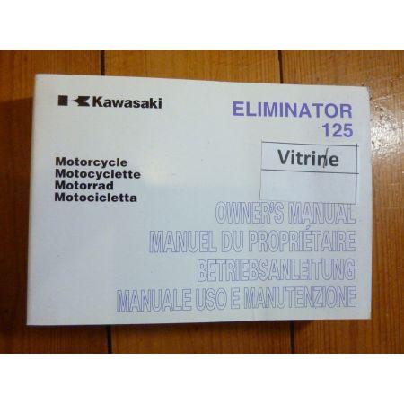 Eliminator 125 - Manuel