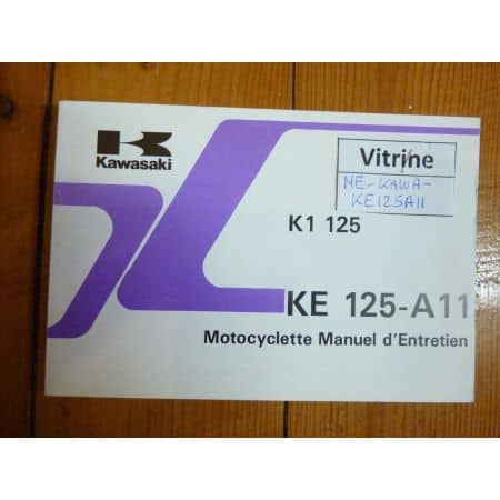 KE125-A11 - Manuel