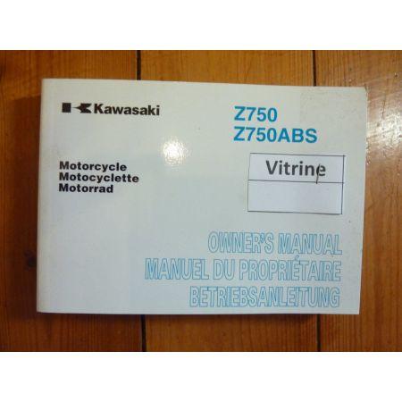 Z750 L/M- Manuel
