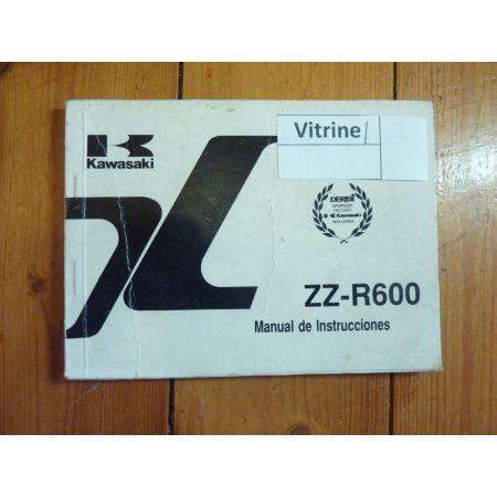 ZZR600- Manuel